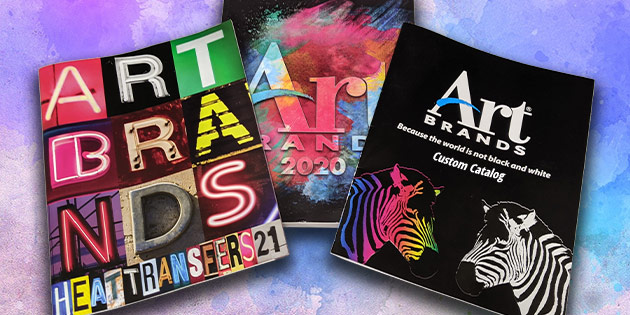Art Brands Stock Heat Transfer Catalog