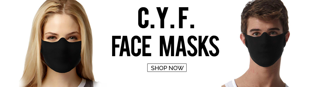 C.Y.F. Face Masks
