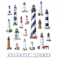 VARIOUS ATLANTIC LIGHTS