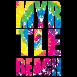 MYRTLE BEACH TIE DYE