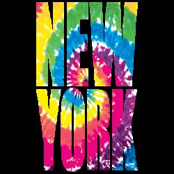 NEW YORK TIE DYE