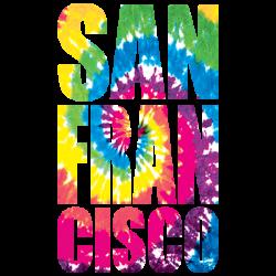 SAN FRANCISCO TIE DYE