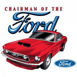 CHAIRMAN OF THE FORD