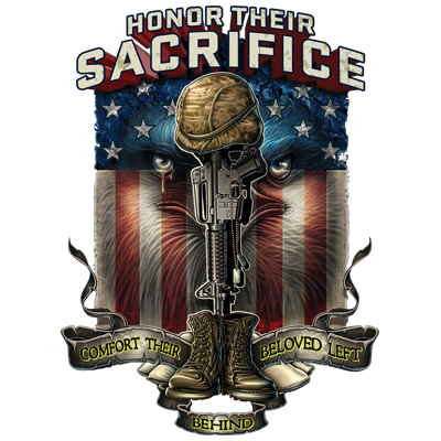 HONOR THEIR SACRIFICE
