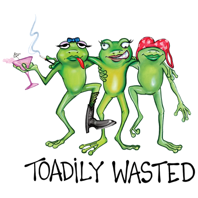 TOADILY WASTED II