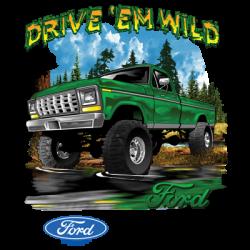 DRIVE 'EM WILD