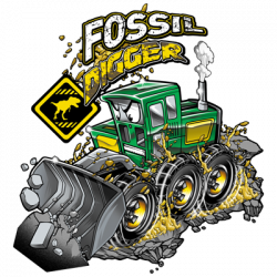 FOSSIL DIGGER