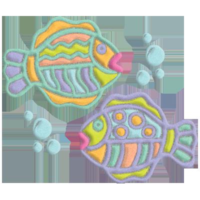 BUBBLY FISH