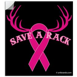 SAVE A RACK STICKERS