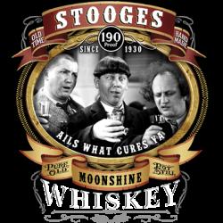 STOOGES MOONSHINE