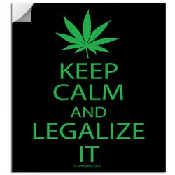 LEGALIZE IT STICKERS