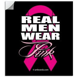 REAL MEN STICKERS