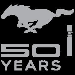 TEMP-MUSTANG 50 YEARS