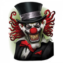 CRAZY CLOWN II (DARKS ONLY)