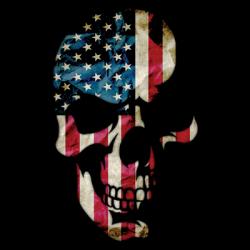 SKULL AMERICANA