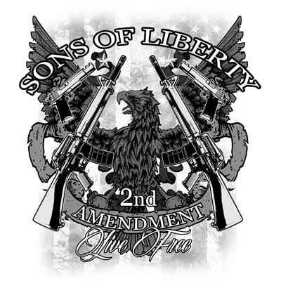 SONS OF LIBERTY W/CREST