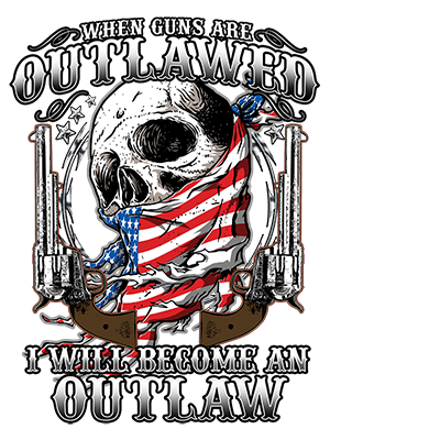 BECOME AN OUTLAW W/CREST