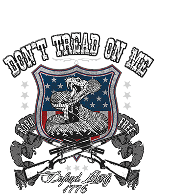 DEFEND LIBERTY W/CREST