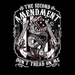 THE SECOND AMENDMENT W/CREST