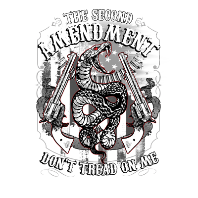 THE SECOND AMENDMENT W/CREST