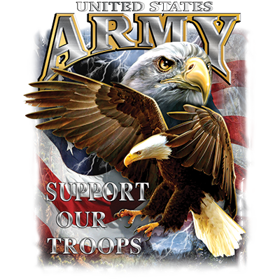 US ARMY SUPPORT OUR TROOPS