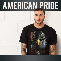 American Pride Heat Press Transfers