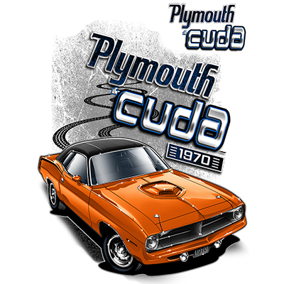 PLYMOUTH HEMICUDA