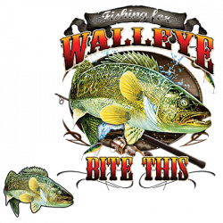 WALLEYE - BITE THIS