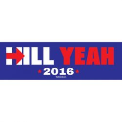HILL YEAH 2016 STICKERS