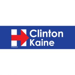 CLINTON KAINE STICKERS