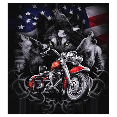AMERICAN BIKE WOLF
