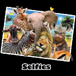 AFRICA SELFIE