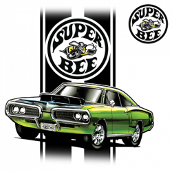 GREEN SUPER BEE
