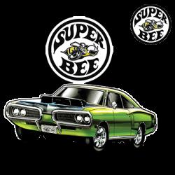 GREEN SUPER BEE