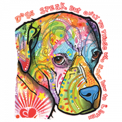 DOGS SPEAK
