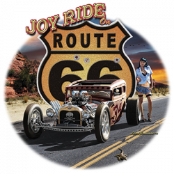 JOY RIDE ON 66