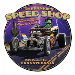 FRANKIE'S SPEED SHOP
