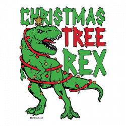 TEMP-CHRISTMAS TREE REX