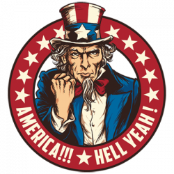AMERICA HELL YEAH