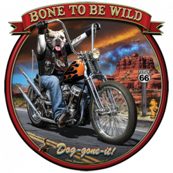 BONE TO BE WILD