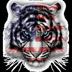 AMERICANA WHITE TIGER