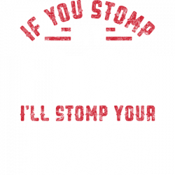 STOMP MY FLAG