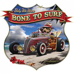 BONE TO SURF