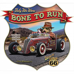 BONE TO RUN