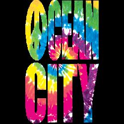 OCEAN CITY TIE DYE