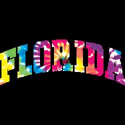 FLORIDA ARCH TIE DYE