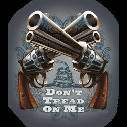 DON'T TREAD ON ME GUNS