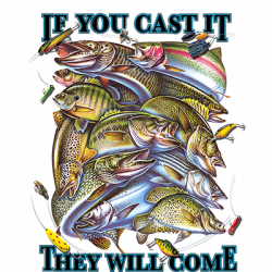 IF YOU CAST IT