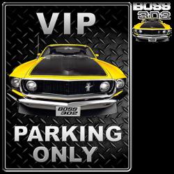 VIP PARKING