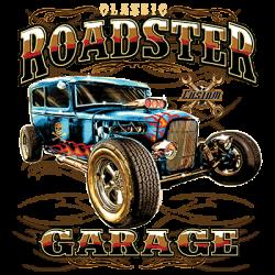 HOT ROD ROADSTER GARAGE
